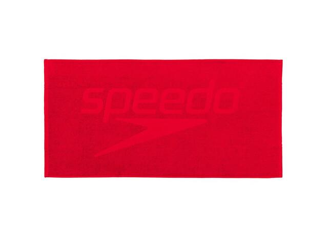 speedo Easy - Toallas - 50x100cm rojo